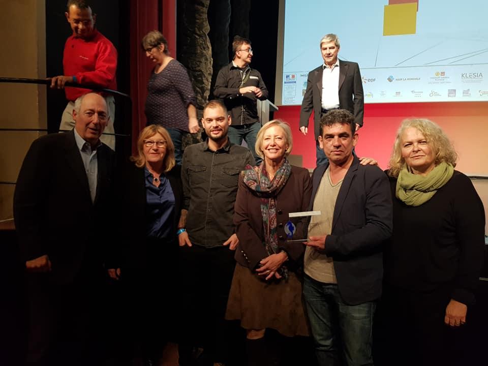 Prix Du Jury Pour Act'Pro JARIS !